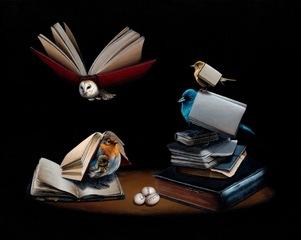 The Flight Of Knowledge\', Jacub Gagnon