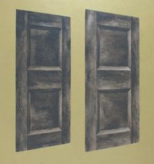 Double Door Yellow  , Viktor Kopp