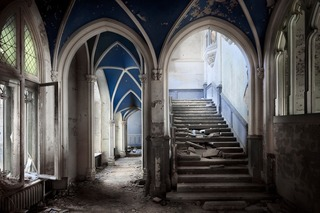 \'Het Kasteel van de Wezen (Belgium)\', Jan Stel