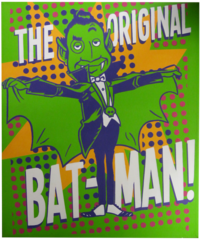 The Original BAT-MAN!, Garry Black