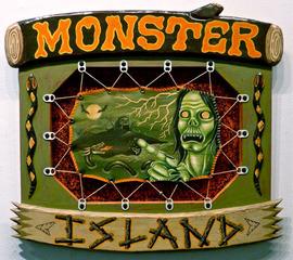 Monster Island, Bryan Cunningham