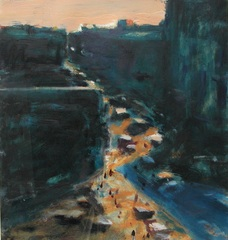 Canal Street Early Morning, David Kapp