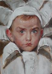 White ray, Teodora Axente