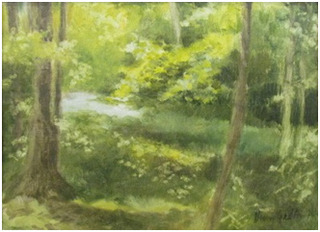 Down River, Henri Gadbois
