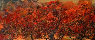 Bright Fall ,Hong Ling