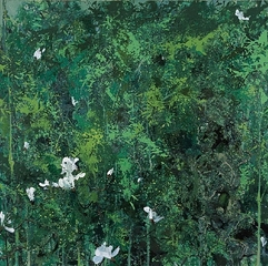 Summer Forest ,Hong Ling