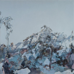Snow in Sky ,Hong Ling
