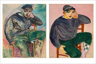 Young Sailor I & II, Henri Matisse