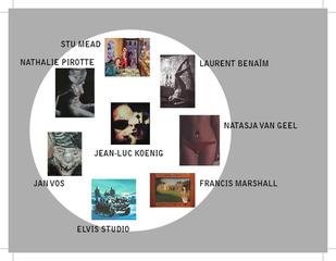 ensemble, Stu Mead, NATHALIE PIROTTE, Jan Vos, laurent benaim, natasja van geel, francis marshall, elvis studio, jean luc koenig