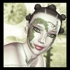 Gaia-arty-green