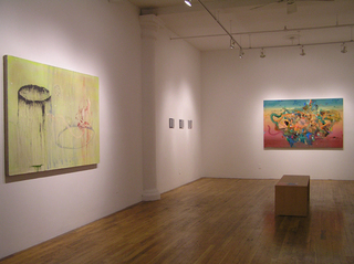 Installation view, VERUS PAINTERS