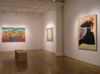 Installation view,VERUS PAINTERS