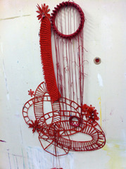 Red in the Interlude, Kerry Vander Meer