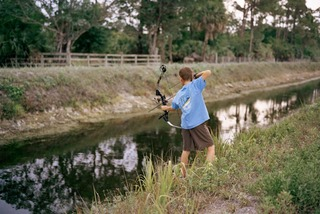 Bowfishing,Travis Brown