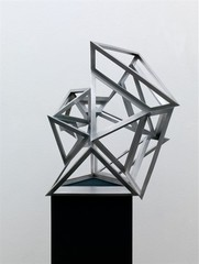 Perimeter Studies (Icosahedron) A Set 2, 2012, Conrad Shawcross