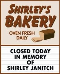 Shirley\'s Bakery, Ken Lum