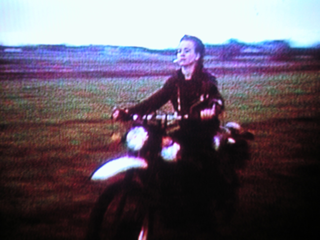 Still from November, Hito Steyerl