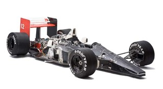 Mclaren Formula Mp4/4,1 - Ayrton Senna Car, Eamon O\'Toole