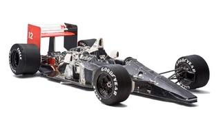 Mclaren Formula Mp4/4,1 - Ayrton Senna Car, Eamon O\'Toole