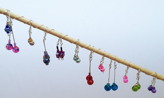 Earrings,Liz Whitman Smith