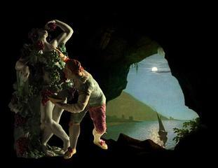 Grotto, Joseph Wright series, John Goto