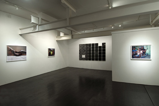 Installation view, Clifford Owens