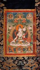 The Buddhist Goddess Sita Tara (White Tara) ,
