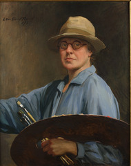 Self Portrait,Ellen Emmet Rand