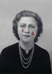 Olga Forever (Olga Picasso, 1940s), Francesco Vezzoli