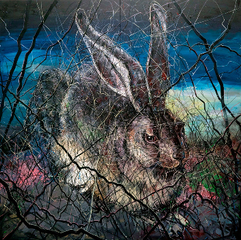 Hare,Zeng Fanzhi