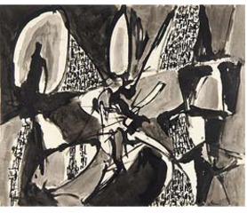 Saber Dance, Gene Davis