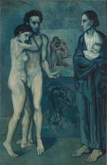 La Vie, Pablo Picasso