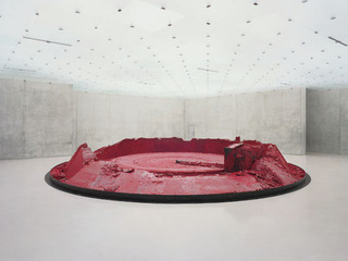 My Red Homeland,Anish Kapoor