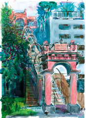 Angels Flight,Jennifer Morey  Cunningham