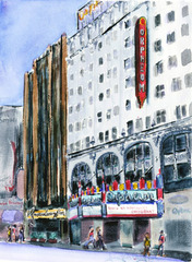 The Orpheum Theater,Jennifer Morey  Cunningham