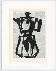 Universal Archive: Ref 1 , William Kentridge