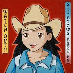 Chibichan Cowgirl, Margaret Kasahara