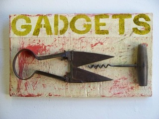 Gadgets, Jeff Brown
