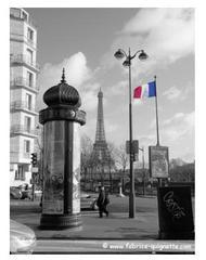 Symboles Parisiens, Fabrice Quignette