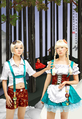 Hansel & Gretal, Dorothy Yoon