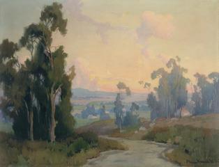 Eucalyptus Trees, Marion Kavanaugh Wachtel