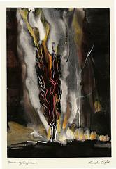 Burning Cypress, Linda Lyke