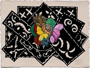Le jardin noir II, Marco DEL RE