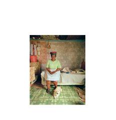 Untitled (Interiors), Zwelethu Mthethwa