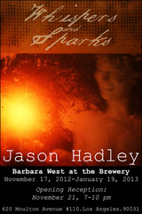 Whispers and Sparks, Jason Hadley