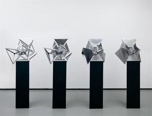 Perimeter Studies (Icosahedron) Set 2, Conrad Shawcross