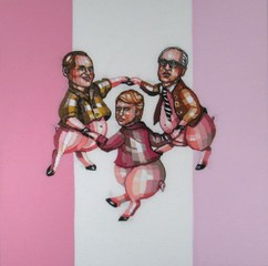 Three Little Pigs, Christa Maiwald
