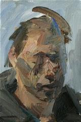 Small self-portrait,Tai-Shan Schierenberg