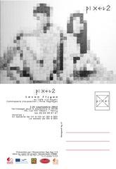 Postcard of exhibition , Levon Fljyan