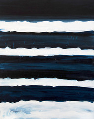 Night Swimmer,Mary Heilmann